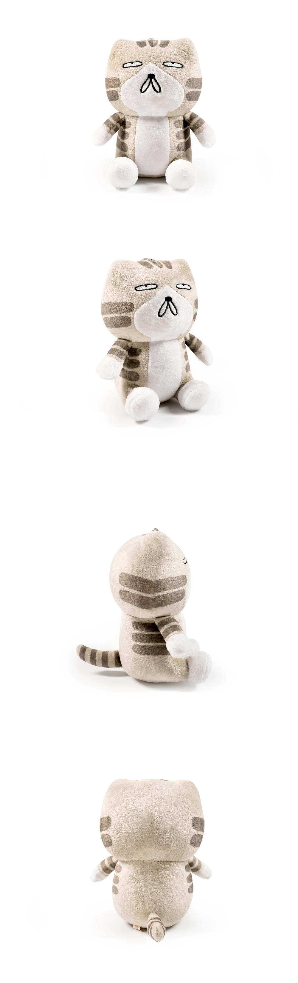 臭跩貓基本坐姿15CM【LC1501020202】
