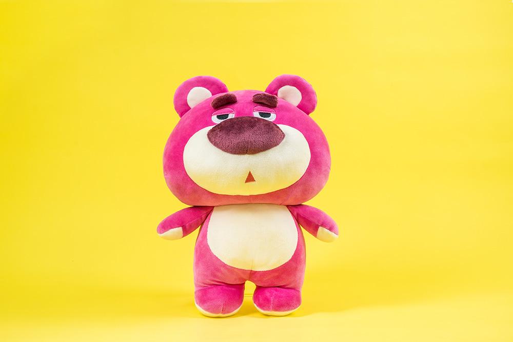 Disney迪士尼 軟Q系列-熊抱哥30CM【DN0801010502】
