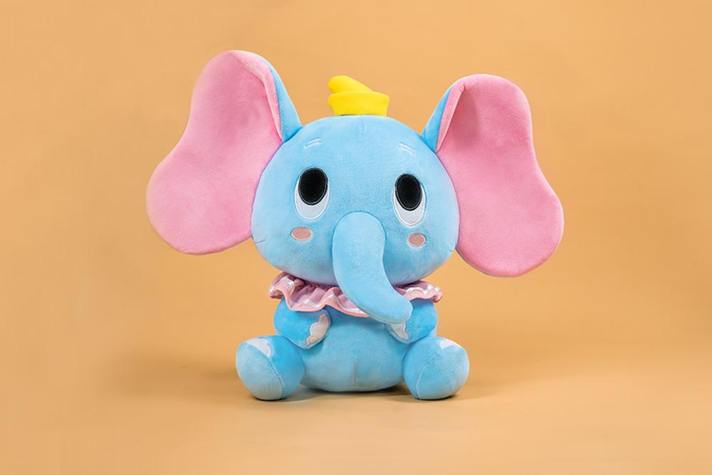 Disney迪士尼 棉花糖系列-小飛象30CM【DN1230200302】
