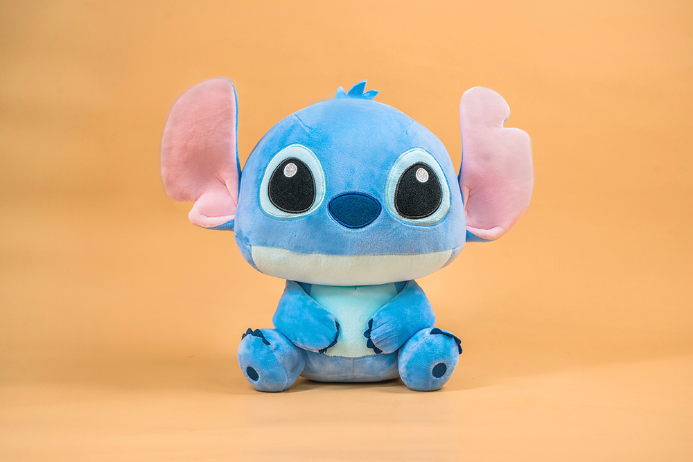 Disney迪士尼 棉花糖系列-史迪奇30CM【DN1230200303】