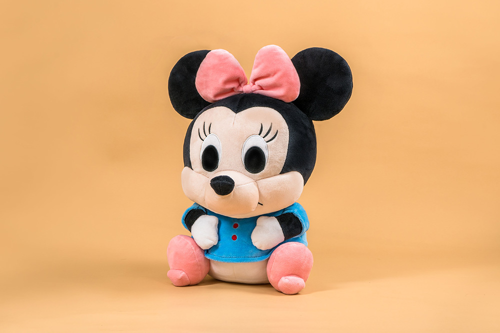 Disney迪士尼 棉花糖系列-米妮30CM【DN1230200306】
