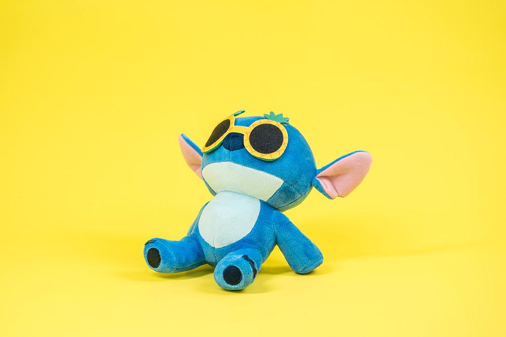 Disney迪士尼 夏日風情系列-史迪奇眼鏡款20CM【DN1730200702】