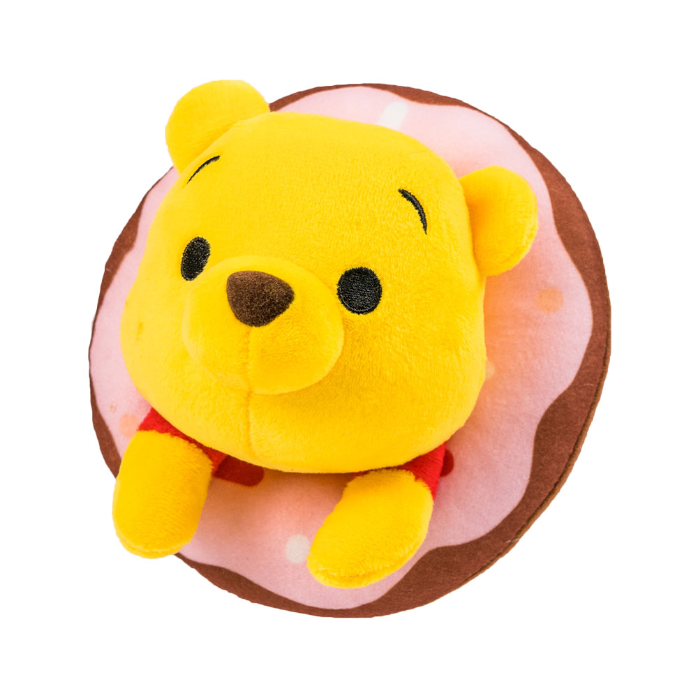 迪士尼 甜甜圈系列-維尼16CM【DN2016200905】