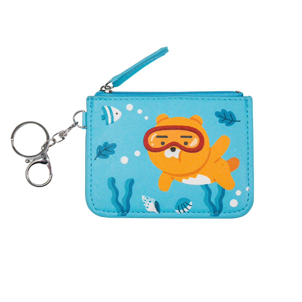 Kakao Friends 票卡零錢包-游泳款【KF0400201103】