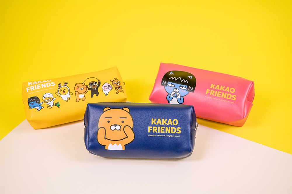Kakao Friends-PU筆袋【KF0402011002】