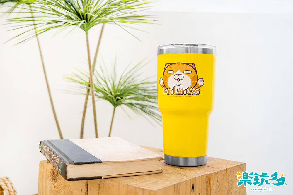 白爛貓冰樂杯【LC1606010322】、冰壩杯、冰霸杯
