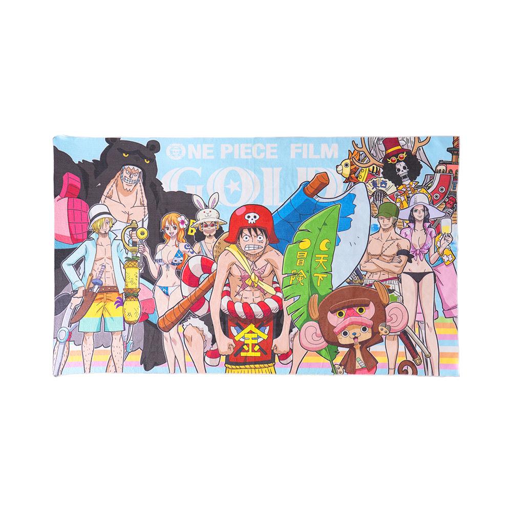航海王全彩浴巾GOLD【OP0100200503】