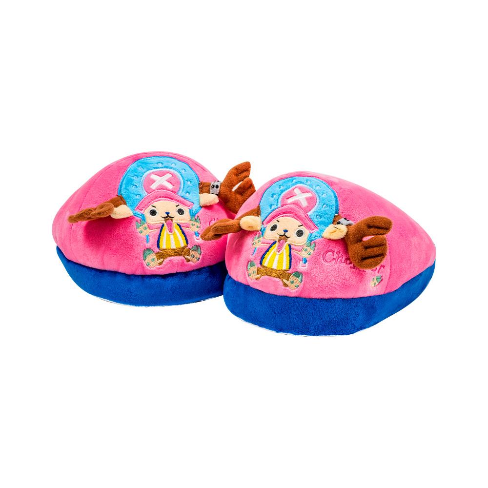 航海王造型拖鞋-喬巴【OP0100200506】