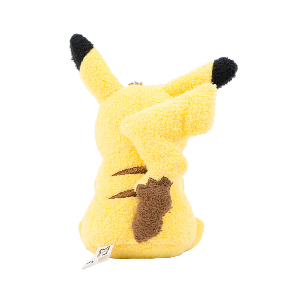 Pokemon寶可夢 皮卡丘坐姿款10CM【PM0110200301】