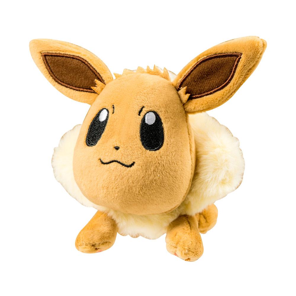 Pokemon寶可夢 伊布趴姿款15CM【PM0201040201】