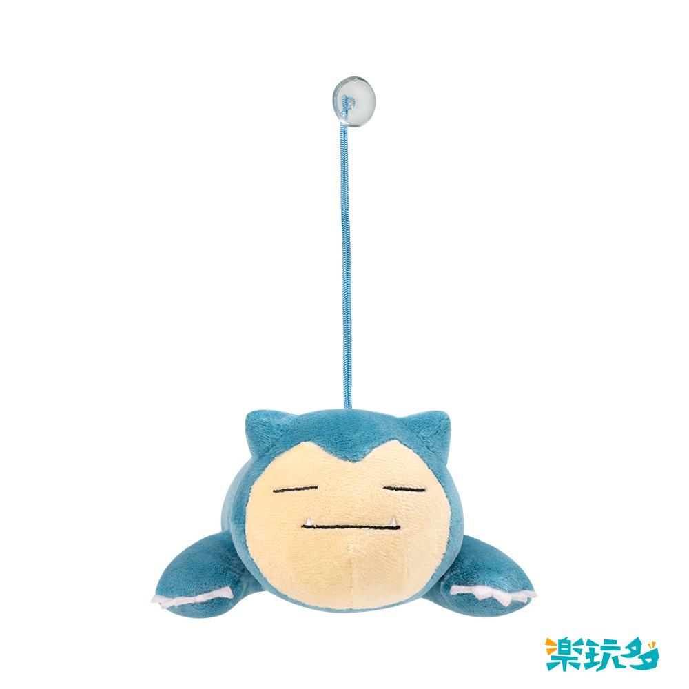Pokemon寶可夢 卡比獸趴姿款15CM【PM0301040201】