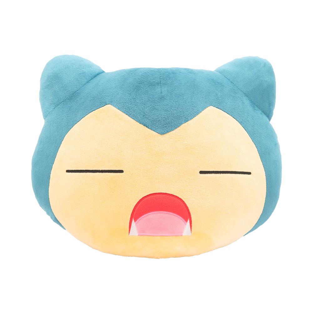 Pokemon精靈寶可夢 卡比獸頭型抱枕【PM0303030101】