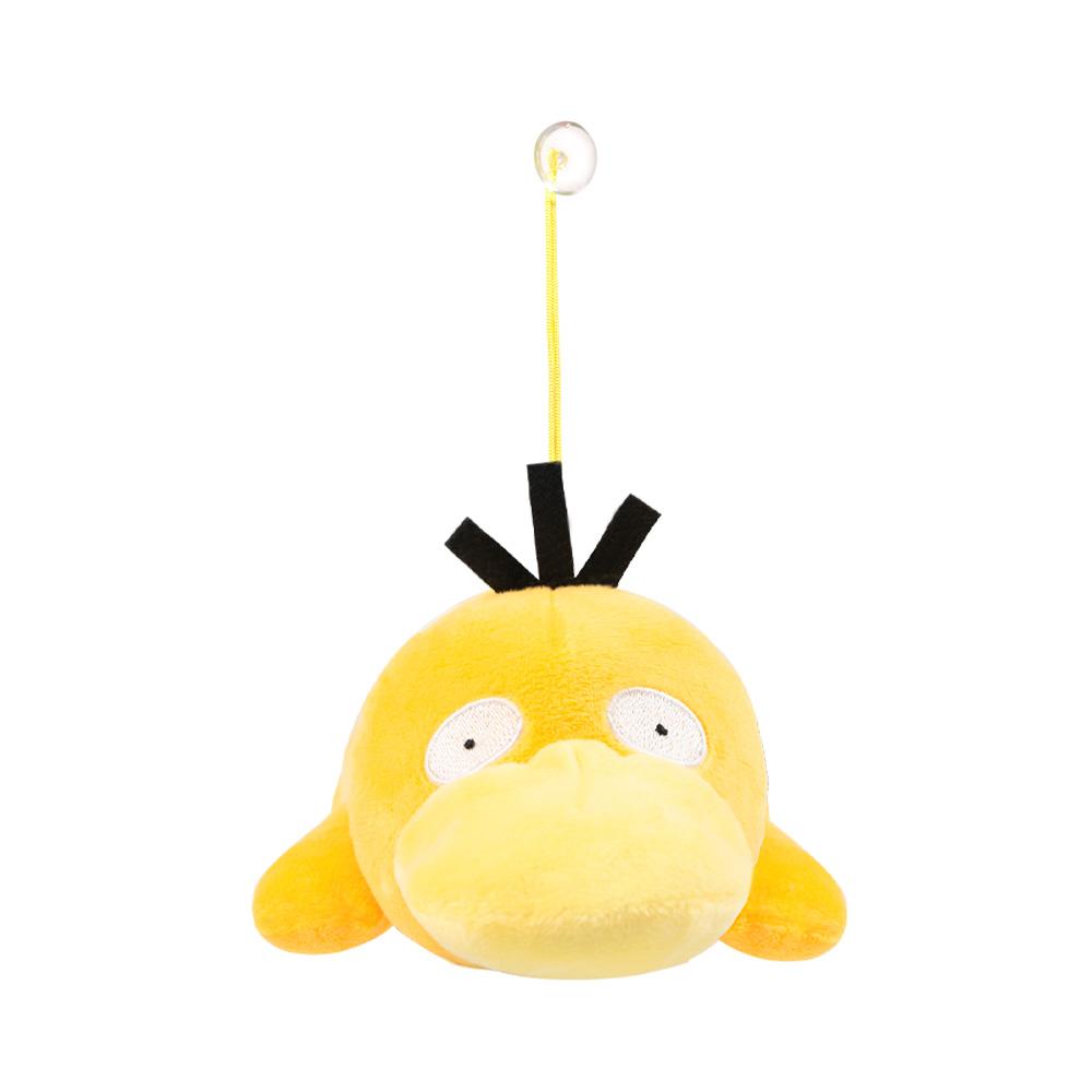 Pokemon寶可夢 可達鴨趴姿款15CM【PM1601040201】