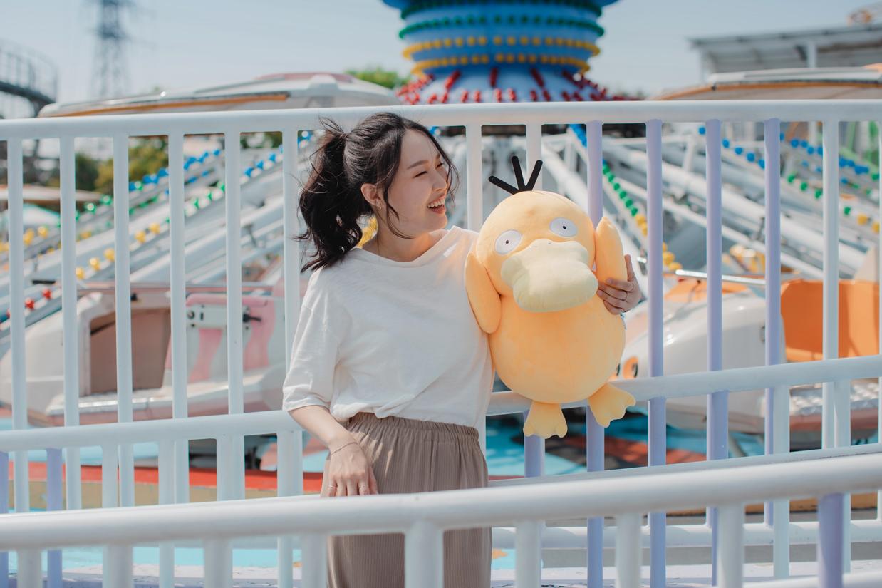 Pokemon寶可夢 可達鴨45CM【PM1645201201】