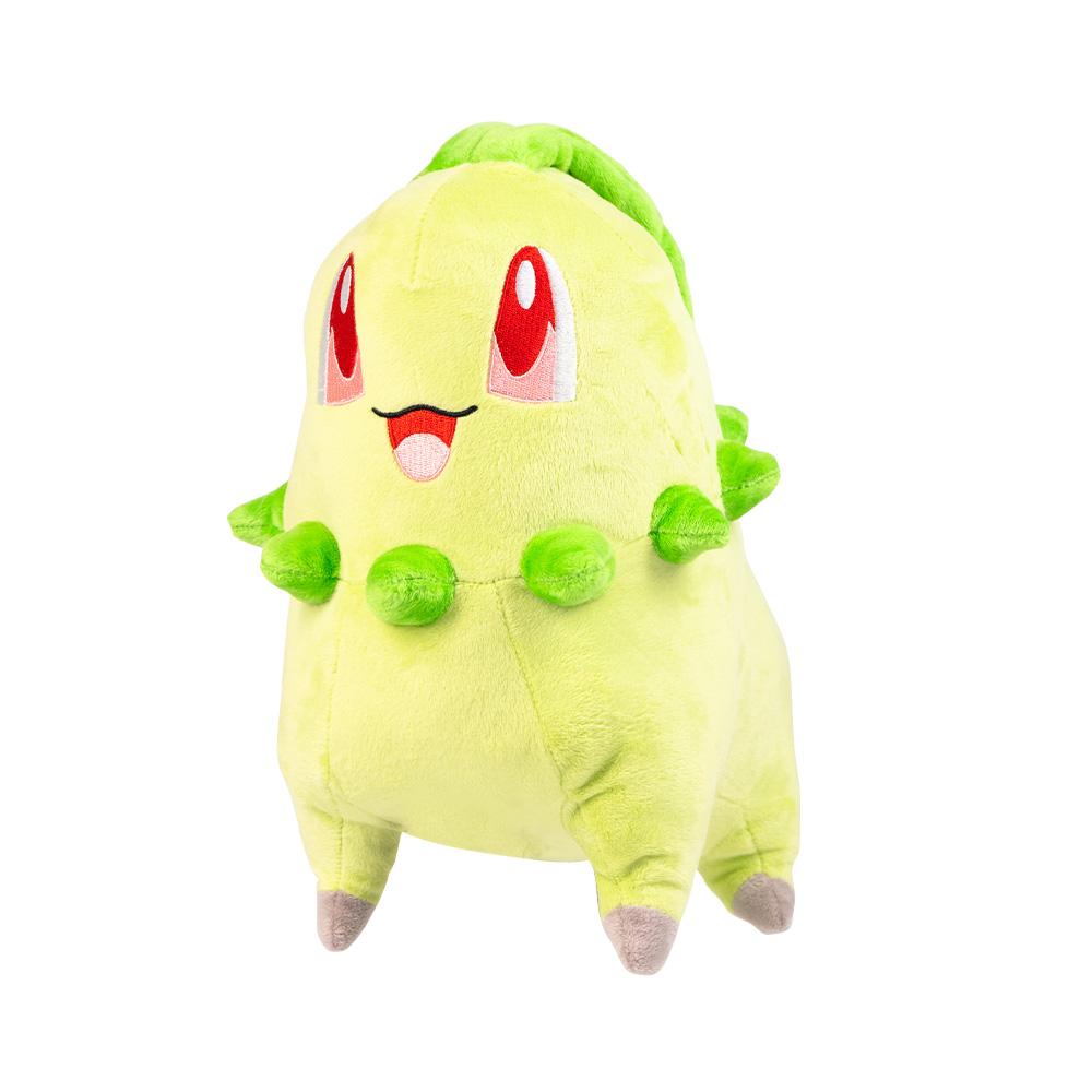 Pokemon寶可夢 菊草葉站姿款30CM【PM2301010503】