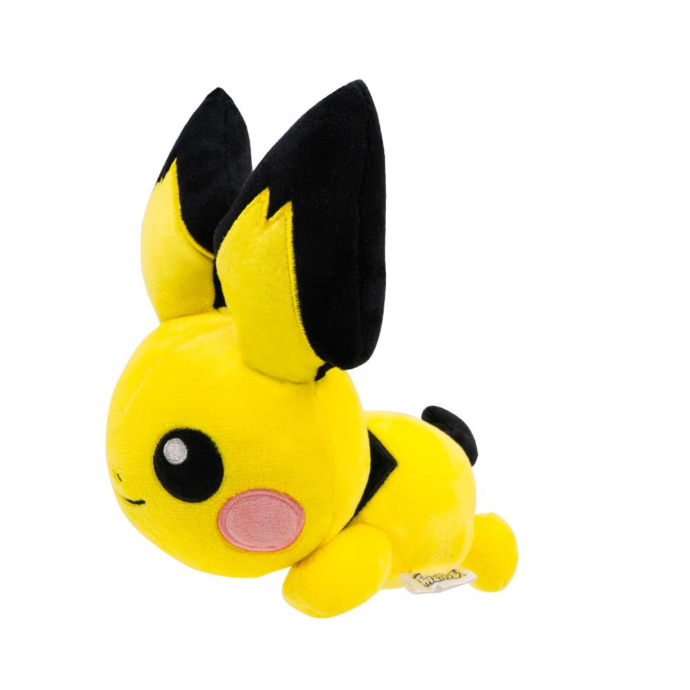 Pokemon寶可夢 皮丘趴姿款15CM【PM2601040201】