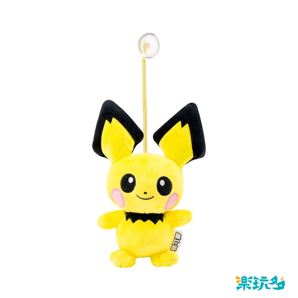 Pokemon寶可夢 皮丘站姿款15CM【PM2601050204】