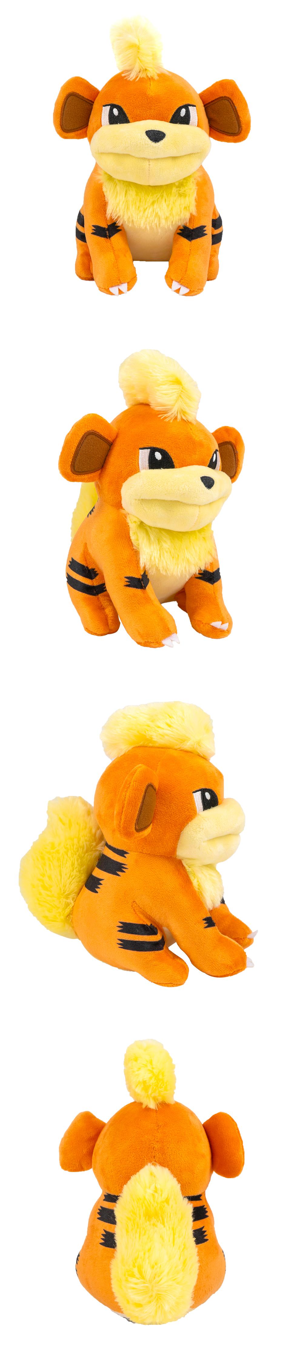 Pokemon精靈寶可夢 卡蒂狗20公分【PM4201010201】