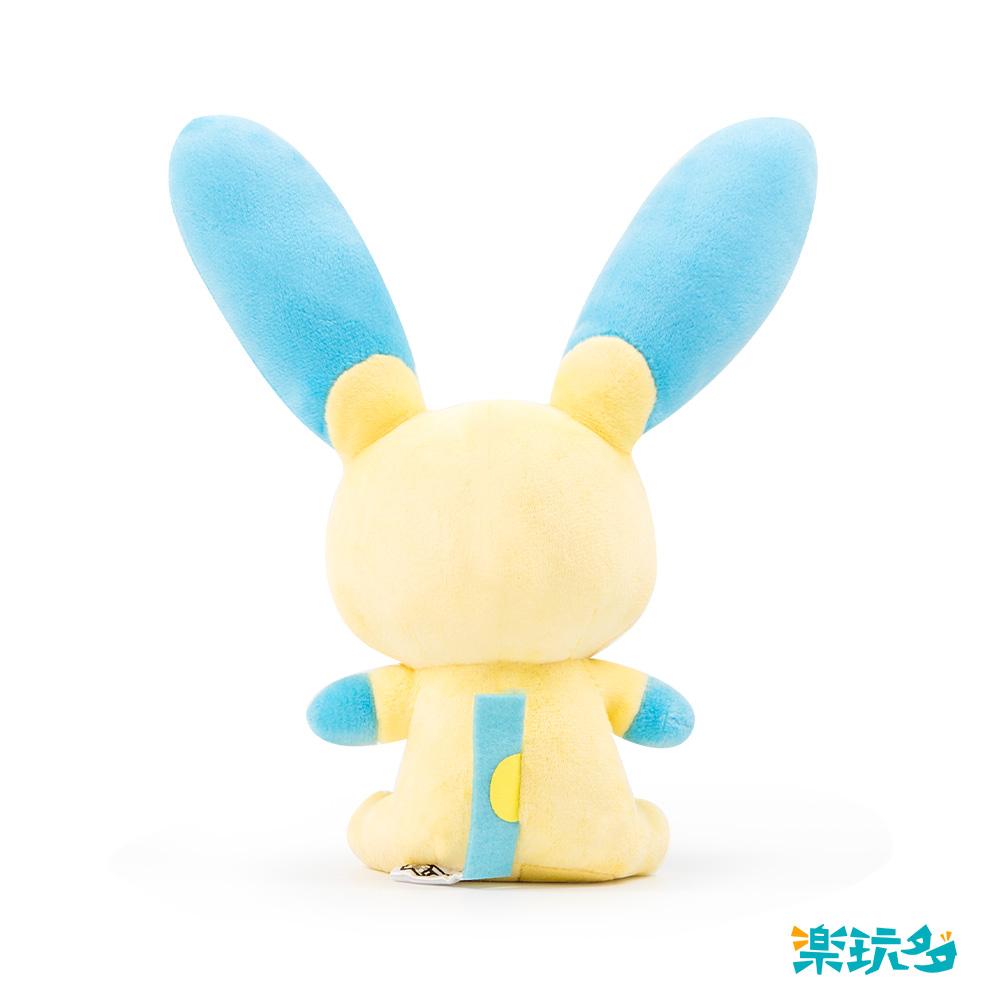 Pokemon寶可夢 負電拍拍15CM【PM4301010202】