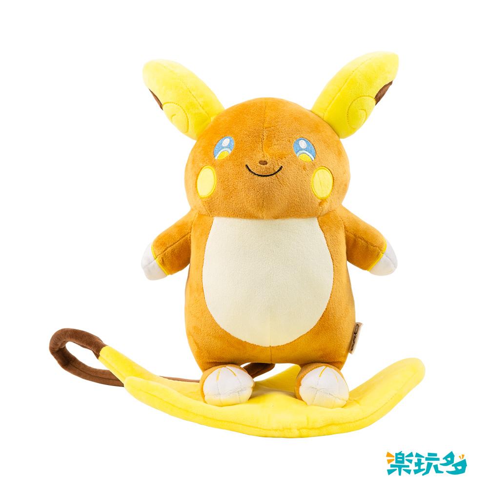 Pokemon寶可夢 阿羅拉雷丘30CM【PM5830200201】