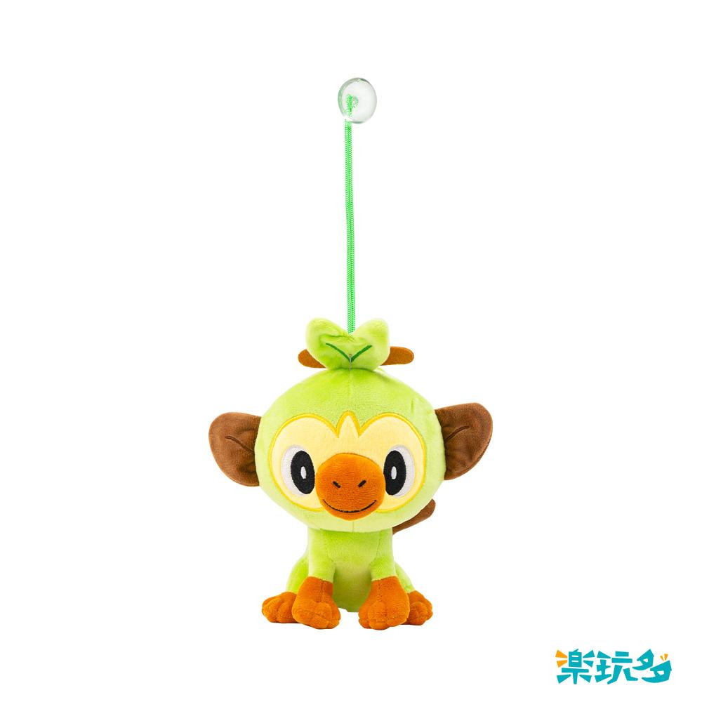 Pokemon寶可夢 敲音猴 15CM【PM6115200801】