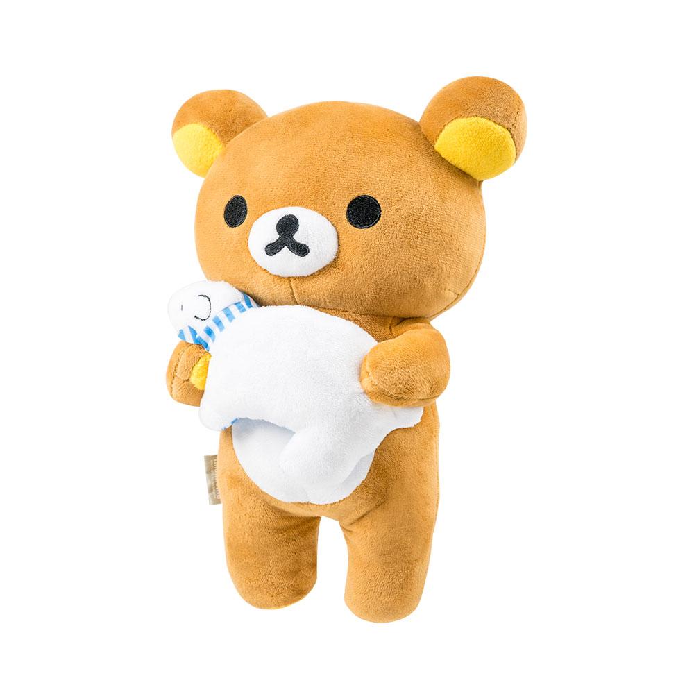 拉拉熊-北極熊30CM【RK0101020508】