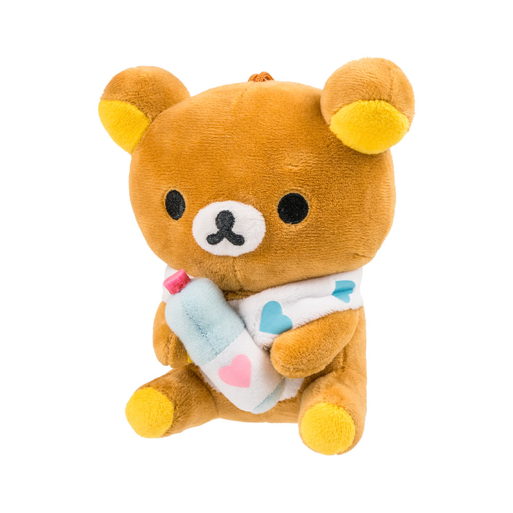 拉拉熊-洗澡坐姿款15CM【RK1001020207】