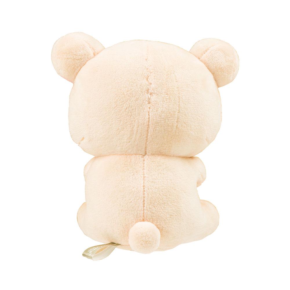 拉拉熊 拉拉熊-牛奶熊坐姿蘋果款15CM【RK1101020201】