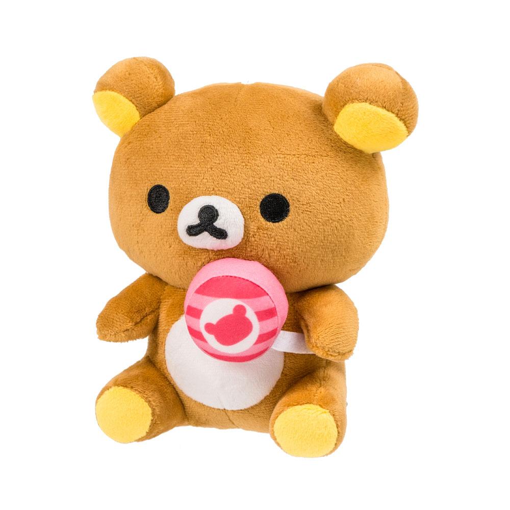 拉拉熊-棒棒糖坐姿款17CM【RK1817200701】