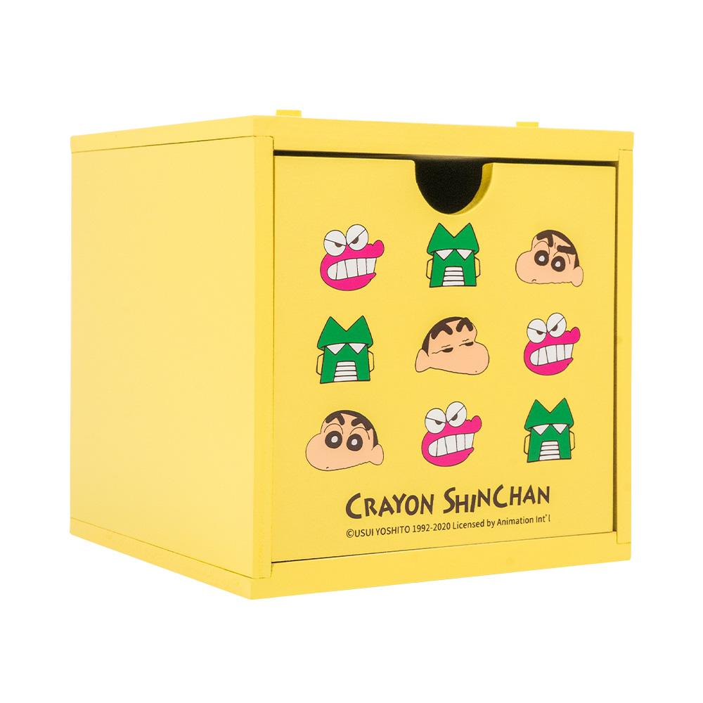 蠟筆小新積木抽屜盒-玩具款【SC1022011029】